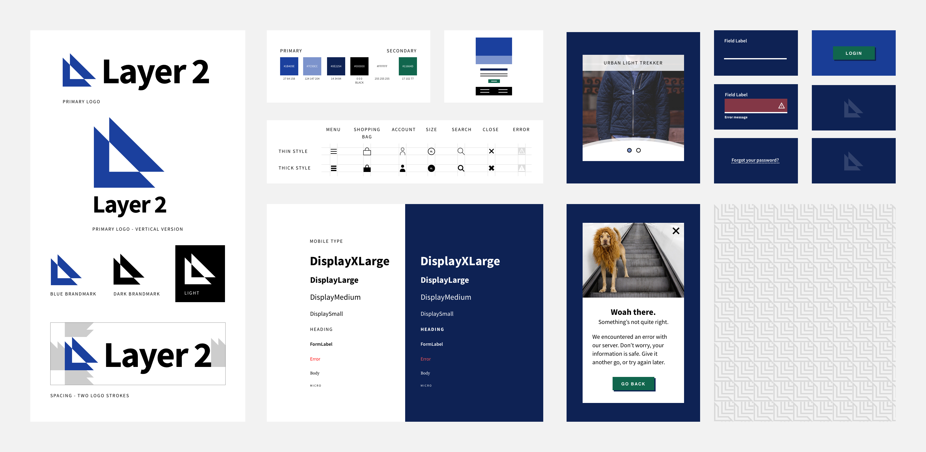 Styles and UI components for the Layer 2 brand.
